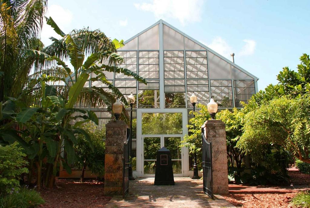 The Tropical Fruit Pavilion