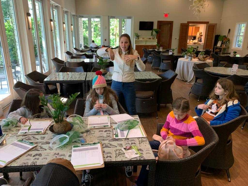 Home School Workshops at Fairchild