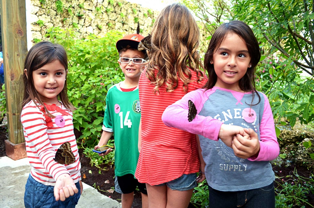 Kids Learning Conservation