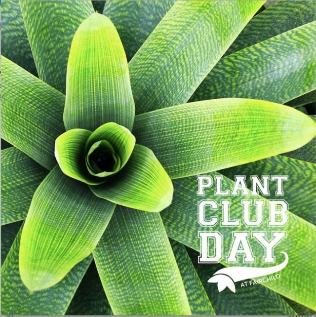 Oh what a special day this will be!  Saturday, September 19th is Plant Club Day! 🌿🌺 . 💚 Meet South Florida Plant Society Experts and maybe even join your favorite group . 💚 Purchase your vegetable garden starter kits and learn from Fairchild's master gardeners . 💚 Learn about conservation programs you can contribute to right from your own yard . 💚 Take a walking tour of the Garden and explore the tropics with our horticulturalists . Link in bio for tickets! Limited space so get yours before they sell out.  Available online only. . #fairchildtropicalbotanicgarden #beautifulplaces #plantsocieties #plantsmakepeoplehappy #gardenlife
